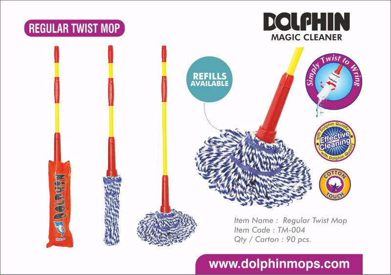 Regular Twist mop TM-004